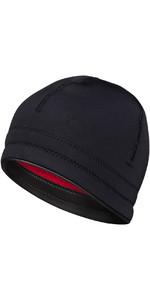 2019 Quiksilver Syncro 2mm Neoprene Beanie / Hat Black EQYWW03022