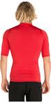 2019 Rip Curl Corpo Short Sleeve UV Tee Rash Vest Red WLE4KM