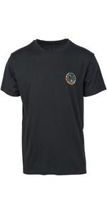 2019 Rip Curl Mens Rider T-Shirt Black CTEIK5