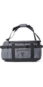 2019 Rip Curl Search Duffle Cordura Bag Grey BTRHC1