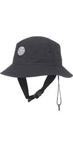 2019 Rip Curl Wetty Surf Bucket Hat Black CHADJ1