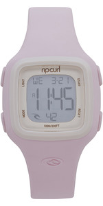 2019 Rip Curl Womens Candy2 Digital Silicone Watch Pink Rose A3126G