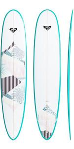 2019 Roxy EuroGlass Longboard SurfBoard 9'1