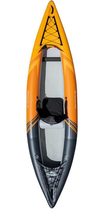 2021 Aquaglide Deschutes 130 1 Man Kayak with Stow Room - Kayak Only