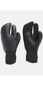 2020 Billabong Furnace 5mm Neoprene Claw Gloves U4GL08 - Black