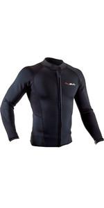 2020 GUL Mens  Response Flatlock Neoprene Jacket RE6304-B7 - Black