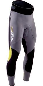 2020 GUL Mens Code Zero 3mm Neoprene Trousers CZ8303-B7 - Black / Grey