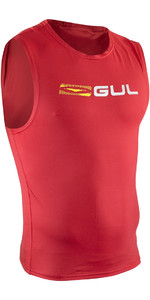 2020 GUL Mens UV50+ Race Bib RG0353-B7 - Red
