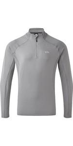 2020 Gill Mens Heybrook Zip Top 1106 - Steel Grey