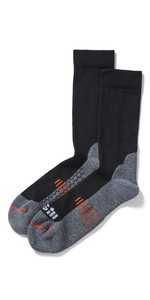 2021 Gill Midweight Socks 763 - Black