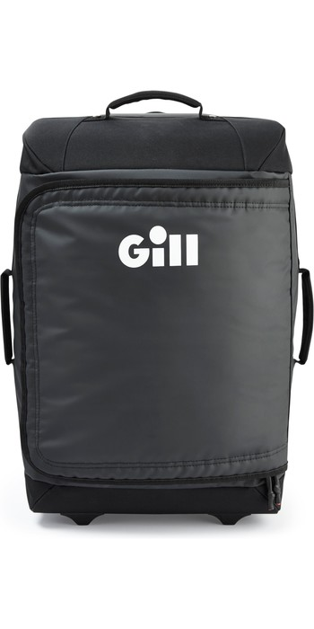 2021 Gill Rolling Carry On Bag L093 - Black