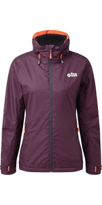 2021 Gill Womens Navigator Sailing Jacket IN86JW - Fig