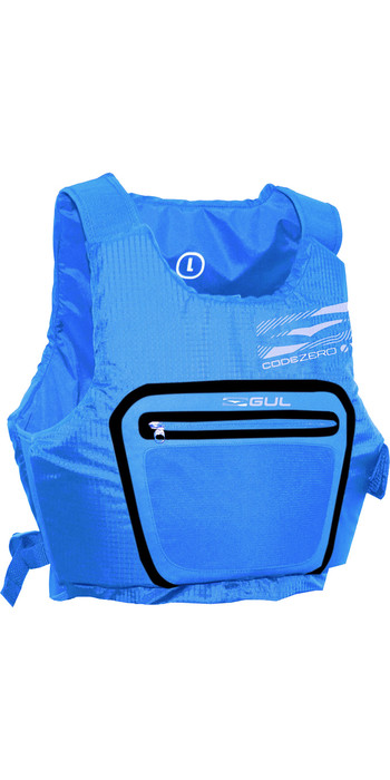2021 Gul Code Zero Evo 50N Buoyancy Aid GM0379-A9 - Blue