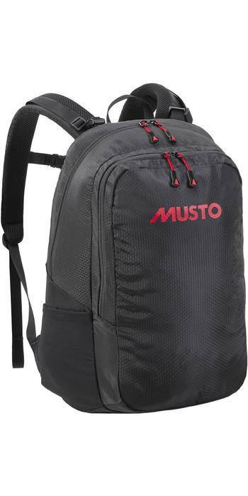 2020 Musto 31L Commuter Backpack 86001 - Black
