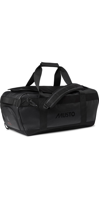 2020 Musto 70L Duffel Bag 86004 - Black