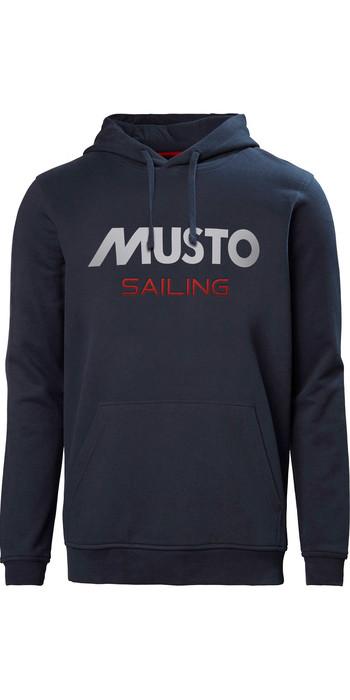 2020 Musto Hoodie 82019 - Navy