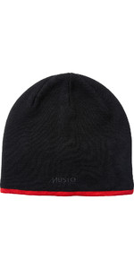 2020 Musto Knitted Beanie 81223 - Black