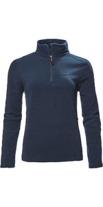 2021 Musto Womens Corsica 100GM 1/2 Zip Fleece 82062 - Navy