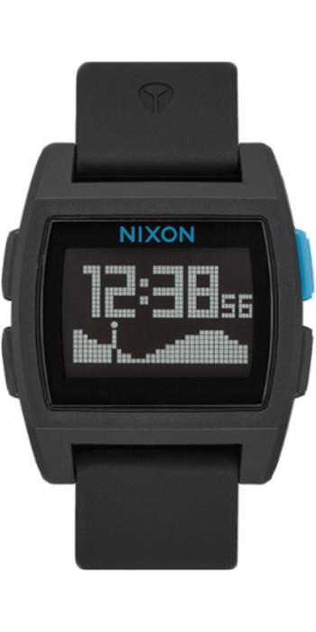 2020 Nixon Base Tide Watch A1104 - Black / Blue