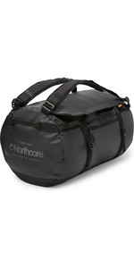 2020 Northcore Duffel Bag 85L NOCO123B - Black / Grey