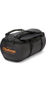 2020 Northcore Duffel Bag 85L NOCO123BB - Black / Orange