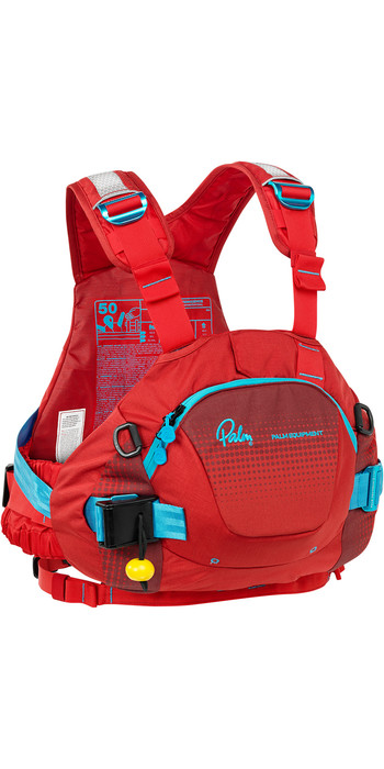 2021 Palm FXr 50N Buoyancy Aid 12368 - Flame / Chilli