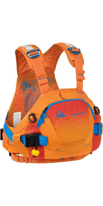 2021 Palm FXr 50N Buoyancy Aid 12368 - Sherbet / Madarin
