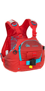 2020 Palm Nevis 70N Whitewater Buoyancy Aid 12132 - Flame / Chilli