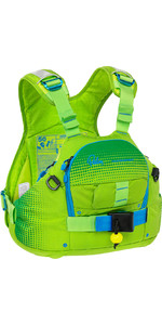 2021 Palm Nevis 70N Whitewater Buoyancy Aid 12132 - Lime / Mint