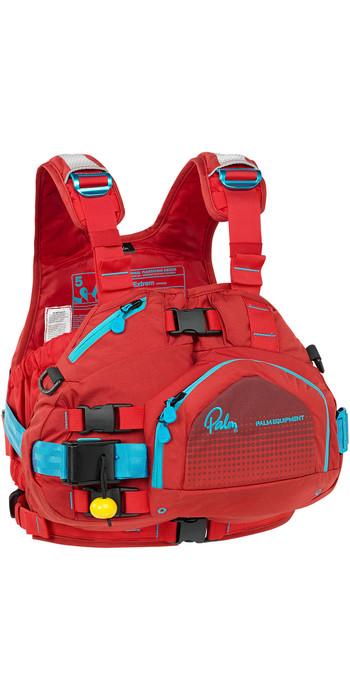 2021 Palm Womens Extrem 50N Buoyancy Aid 12370 - Flame / Chilli