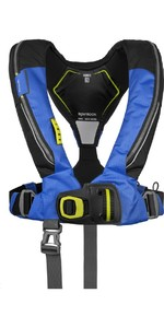 2020 Spinlock Deckvest 6D 170N Lifejacket DWLJH - Blue