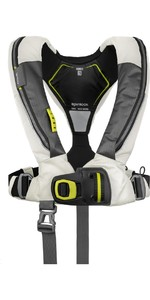 2020 Spinlock Deckvest 6D 170N Lifejacket DWLJH - White