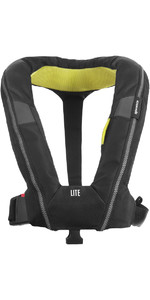 2020 Spinlock Deckvest LITE Lifejacket Harness DWLTE - Black