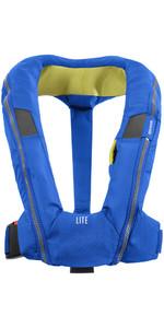 2021 Spinlock Deckvest LITE Lifejacket Harness DWLTE - Blue