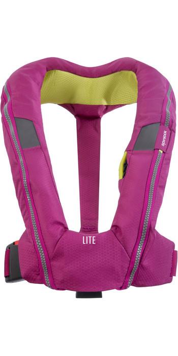 2021 Spinlock Deckvest LITE Lifejacket Harness DWLTE - Pink