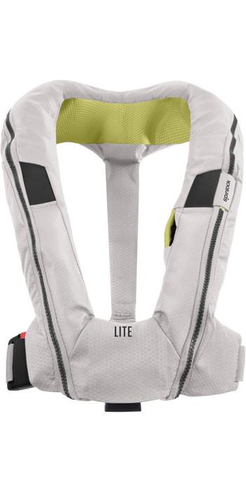 2021 Spinlock Deckvest LITE Lifejacket Harness DWLTE - White