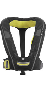 2020 Spinlock Deckvest LITE+ Lifejacket Harness DWLTHA - Black