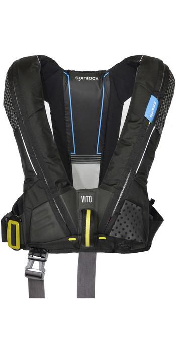 2021 Spinlock Deckvest VITO Hammar 170 DWVT170 - Black