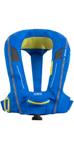 2020 Spinlock Junior Deckvest Cento 100N Lifejacket DWCEN - Blue