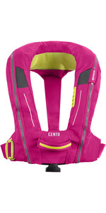 2020 Spinlock Junior Deckvest Cento 100N Lifejacket DWCEN - Pink
