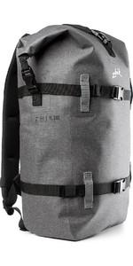 2020 Zhik 30L Dry Bag Backpack LGG0450 - Grey