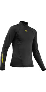 2020 Zhik Junior Hydrophobic Fleece Top DTP0411 - Black