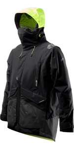 2020 Zhik Mens Apex Offshore Sailing Jacket JKT0450 - Anthracite Black
