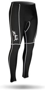 2021 Zhik Mens Hydrophobic Fleece Pants Pant400 - Black