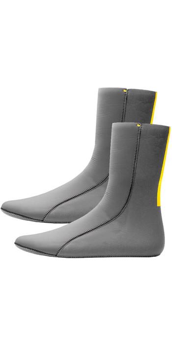 2021 Zhik SuperWarm Thermal Sock SOCK1100 - Grey