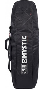 2020 Mystic Majestic Boots 1.55m Kite Board Bag BAGMJ19 - Black