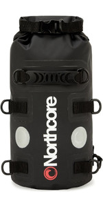 2020 Northcore Dry Bag 20L Back Pack NOCO67BB - Black