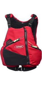 2020 Yak High Back Bouyancy Aid 60N 3751 - Red