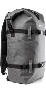 2020 Zhik 30L Dry Bag Backpack LGG0450 - Grey