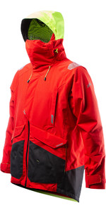 2020 Zhik Mens Apex Offshore Sailing Jacket JKT0450 Fire Red